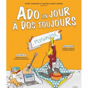 Ado Un Jour, À Dos Toujours !