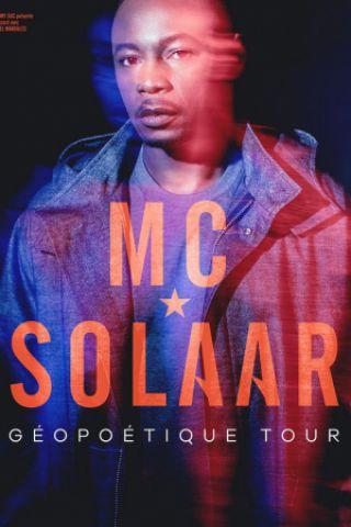 Concert MC SOLAAR à Limoges @ Zénith de Limoges - Billets & Places