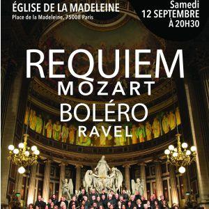 Requiem De Mozart / Boléro De Ravel