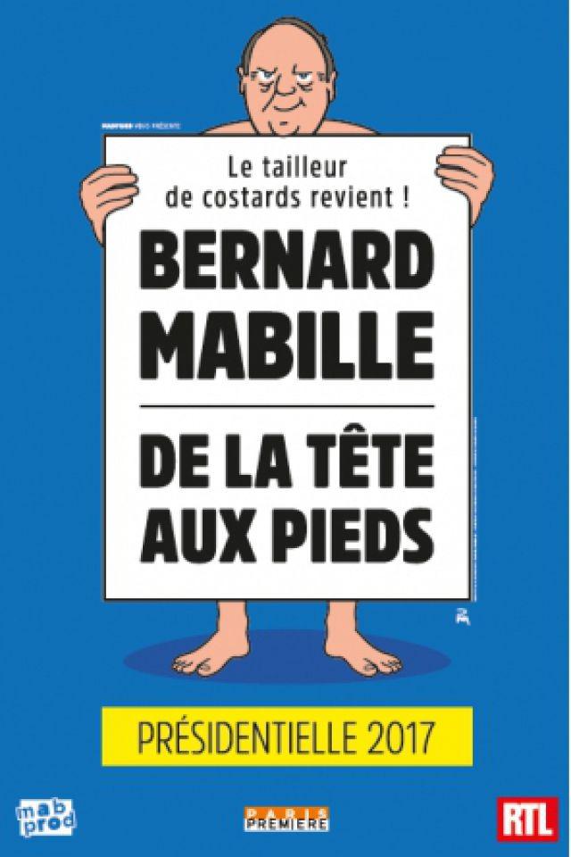 BERNARD MABILLE @ Zinga Zanga - Béziers
