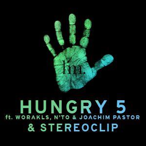 Soirée Hungry 5  &  Stereoclip @ Théâtre de la mer