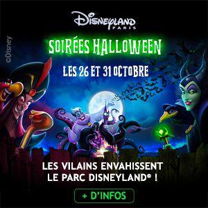 Soiree Halloween Disney - 26.10.2019