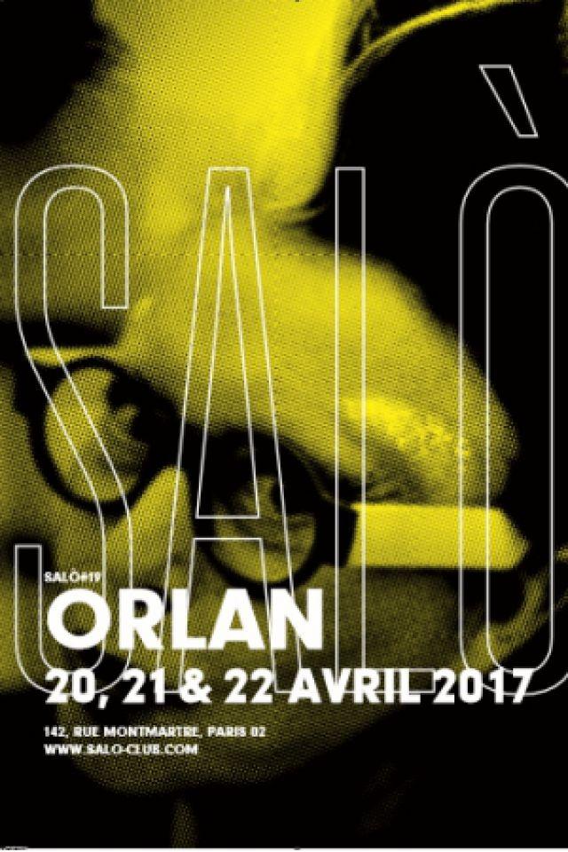 Soirée SALÒ #19 : ORLAN invite La Kidnapping