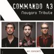 Concert Commando A3 [Nougaro Tribute] à CUGNAUX @ Théâtre des Grands Enfants - Grand Théâtre - Billets & Places