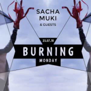 R2 Rooftop / Burning Monday / Lundi 23 Juillet @ ROOFTOP R2 Marseille - MARSEILLE