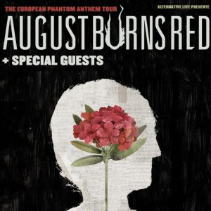 AUGUST BURNS RED + GUESTS