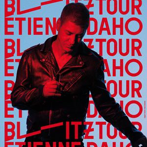 ETIENNE DAHO - ''BLITZTOUR'' @ 02-2 GRAND AUDITORIUM - CANNES