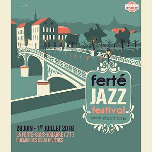 Ferté Jazz Festival - Selah Sue + Camille Bertault @ Chemin des Deux Rivières - LA FERTÉ SOUS JOUARRE