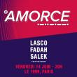 Concert SOIRÉE AMORCE #1 à PARIS @ Le 1999 - Billets & Places