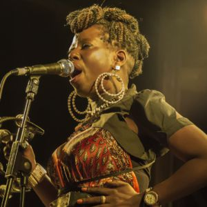 SHIRLEY DAVIS & THE SILVERBACKS + AQUARAMA + SOUL ADDICTION @ Ouvre-Boîte - ASCA - Beauvais