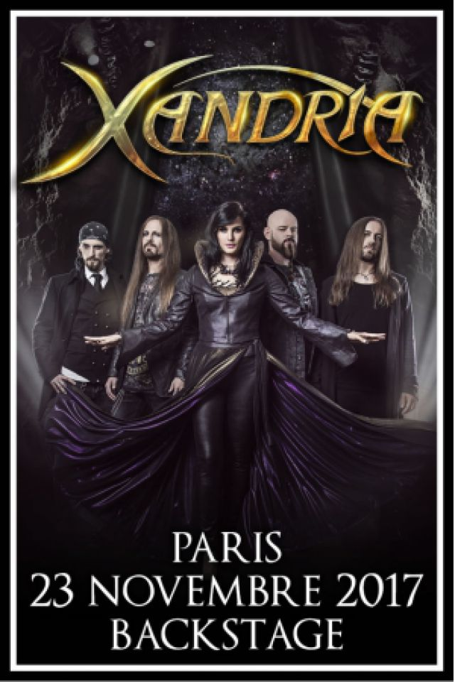 XANDRIA + guest @ Le Backstage by The Mill - Paris