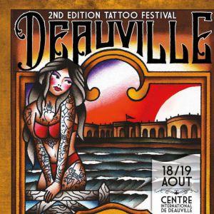 DEAUVILLE TATTOO FESTIVAL #2 - PASS 2 JOURS @ Centre International Deauville - DEAUVILLE