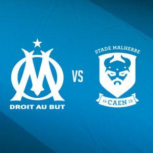 Olympique de Marseille - SM Caen @ Orange Vélodrome - Marseille