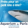 AQUARIUM DE PARIS - Billet Open 2012 - Billets & Places