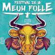 Affiche Festival de la meuh folle 2019 - soir 1