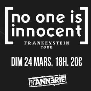 No One Is Innocent + -2-