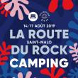 Festival CAMPING 3 NUITS - LA ROUTE DU ROCK 2019