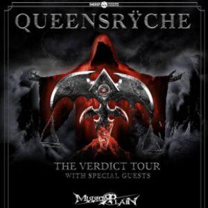 Queensrÿche + Mirrorplain