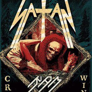 Satan + Ram & Screamer - Cruel Winter Tour 2019