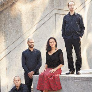 """Pianissimo Vol Xv - Leila Olivesi """"Utopia"""" Quartet"""