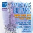 Concert Rendez-vous de la guitare 2019
