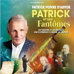PATRICK ET SES FANTÔMES @ Casino de Paris - Paris