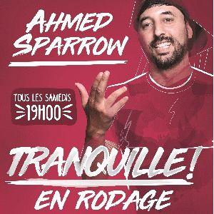 Ahmed Sparrow