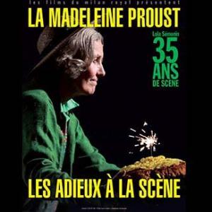 LA MADELEINE PROUST @ Salle des fêtes - VILLERS LE LAC
