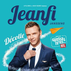 Spectacle JEANFI JANSSENS