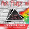 Concert PINK FLOYD MA « THE WALL » à Arue  @ Salle Endeavour – Tahiti Pearl Beach Resort  - Billets & Places