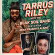 Concert TARRUS RILEY à Paris @ Le Trabendo - Billets & Places