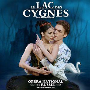 LE LAC DES CYGNES @ Le Palais des Congrès de Paris - PARIS