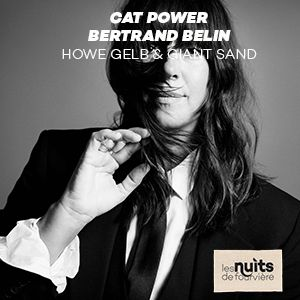 Cat Power - Bertrand Belin