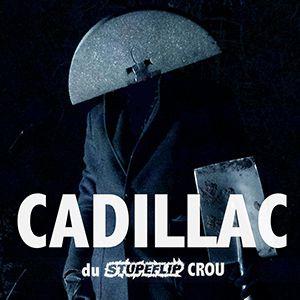 Cadillac + Pogo Car Crash Control