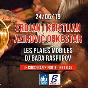 Guca En Seine - Srdjan I Kristijan Azirovic Orkestar