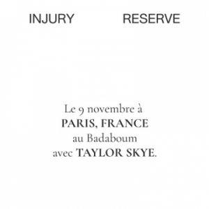 Injury Reserve