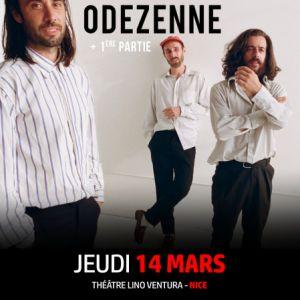 Odezenne + 1Ère Partie : Moussa // Jeudi 14 Mars // Nice