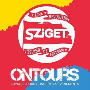 Festival Sziget - Départ Nancy Laxou