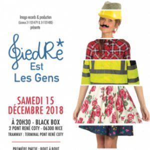 Giedrè Est Les Gens