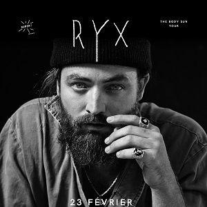 RY X @ Le Trianon - Paris