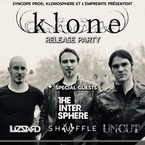 Release Party De Klone