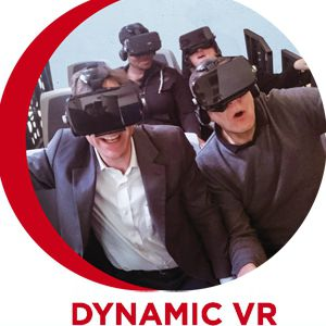 DYNAMIC VR @ La Géode - Paris