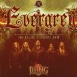 Soirée Evergrey + bloodred hourglass