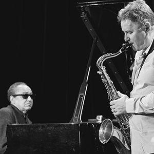 Sylvain BEUF & Alain JEAN-MARIE Duo @ Le Baiser Salé Jazz Club - PARIS