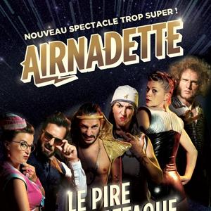 AIRNADETTE @ Le Phare - Tournefeuille