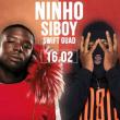Concert Ninho / Siboy / Swift Guad à Nogent sur Oise @ Salle du château des Rochers  - Billets & Places