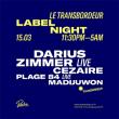 Soirée ROCHE MUSIQUE LABEL NIGHT à Villeurbanne @ TRANSBORDEUR - Billets & Places