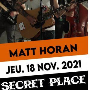 Matt Horan