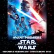 Projection AVANT PREMIERE STAR WARS 9 : L'ASCENSION DE SKYWALKER à Papeete @ Cinéma Liberty - Billets & Places