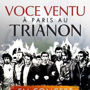 VOCE VENTU @ Le Trianon - Paris